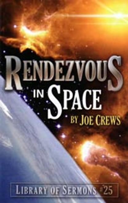 Rendezvous in Space #25 by Joe Crews