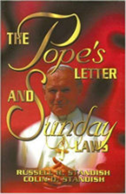 The Pope's Letter and Sunday Laws