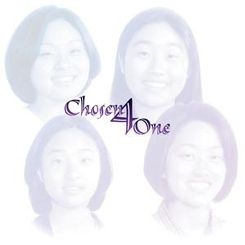 Chosen 4 One CD by Kim sisters