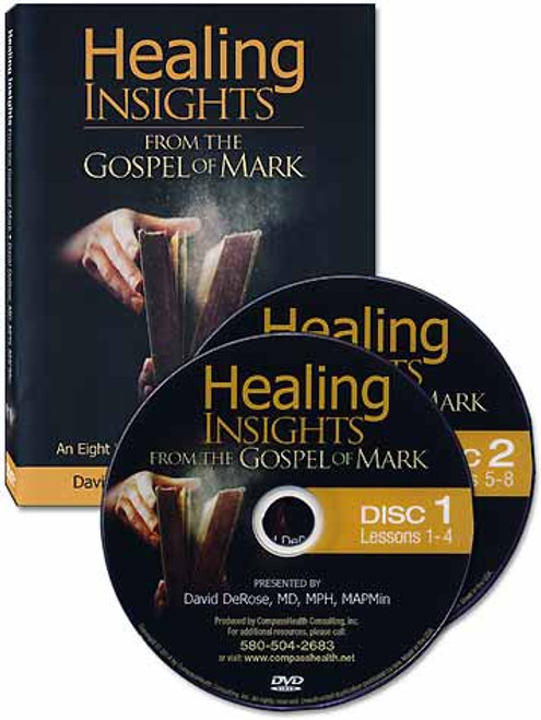 Healing Insights from the Gospel of Mark DVD
