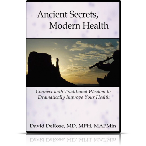 Ancient Secrets, Modern Health DVD