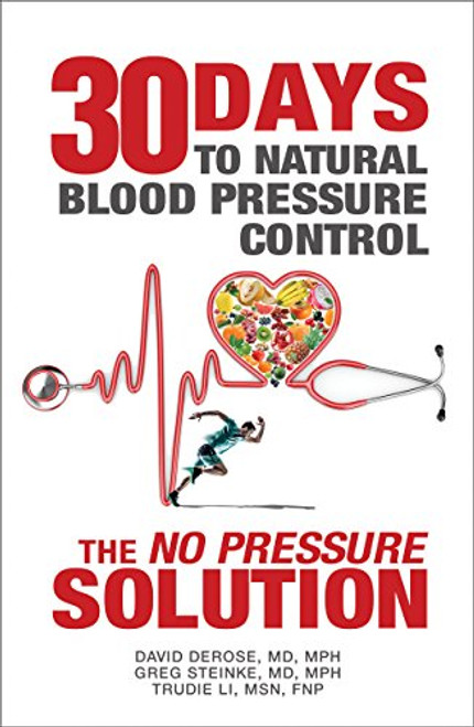 30 Days to Natural Blood Pressure Control Audiobook (CDs)