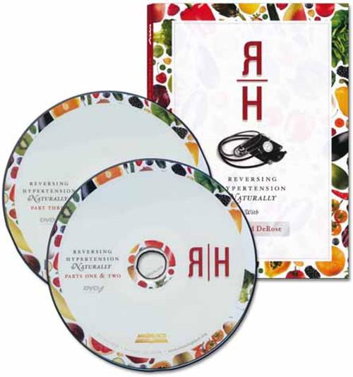 Reversing Hypertension Naturally DVD