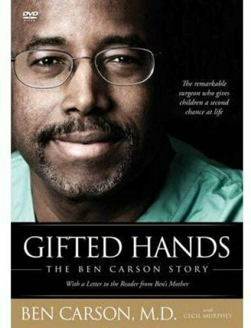 Gifted Hands, the Ben Carson Story DVD