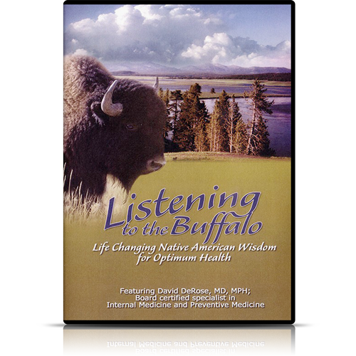 Listening to the Buffalo DVD