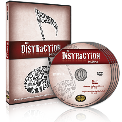 Distraction Dilemma DVD
