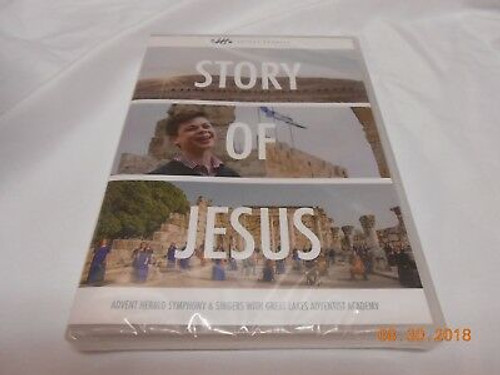 Story of Jesus DVD