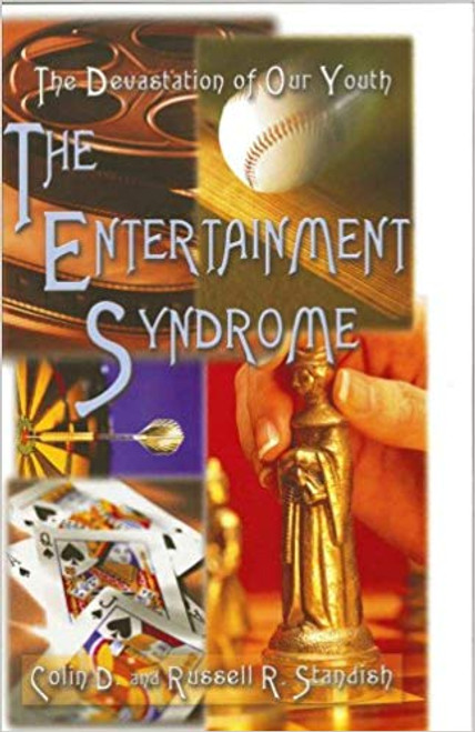 The Entertainment Syndrome by Standish Audio CDs