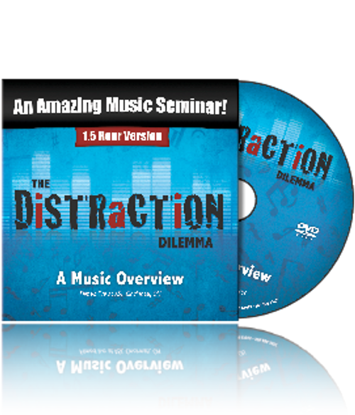 Distraction Dilemma DVD (90 min short version)