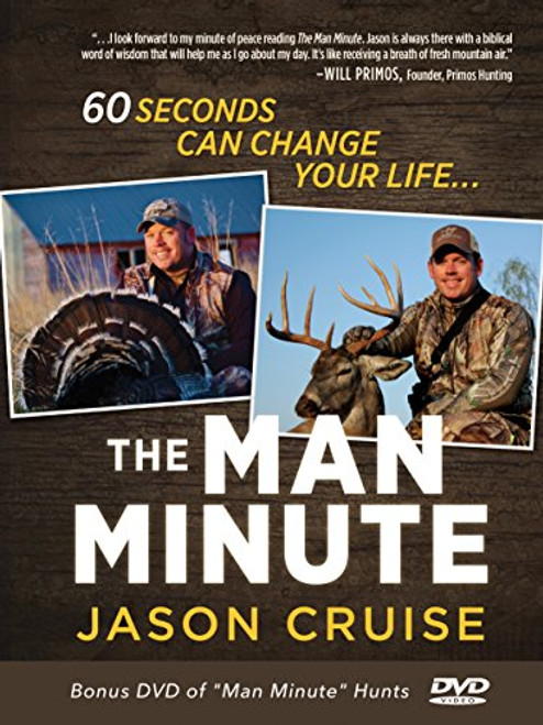 The Man Minute by Jason Cruise