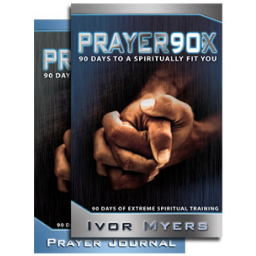 Prayer 90x (Book & Prayer Journal)