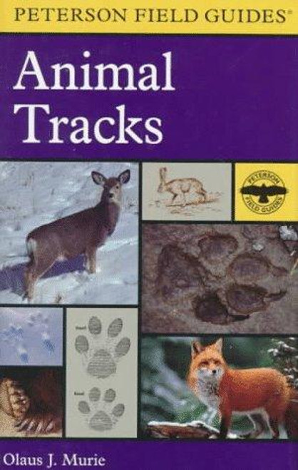 Peterson Field Guides - Animal Tracks