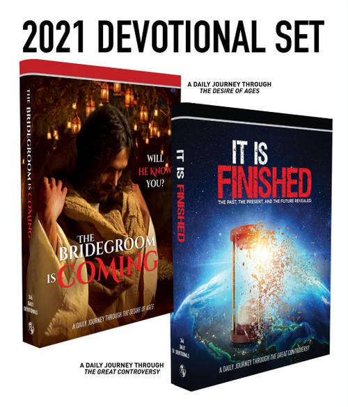 2021 Devotional Set