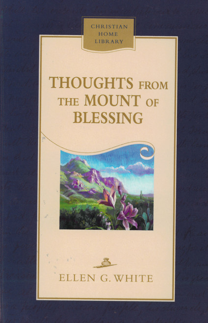 Thoughts From Mt of Blessing