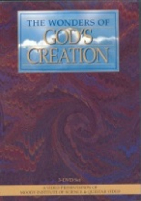 Wonders of God's Creation/3DVD