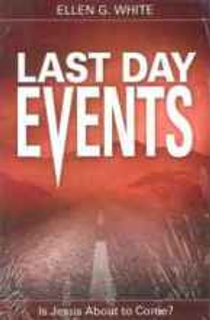 Last Day Events - Paper back