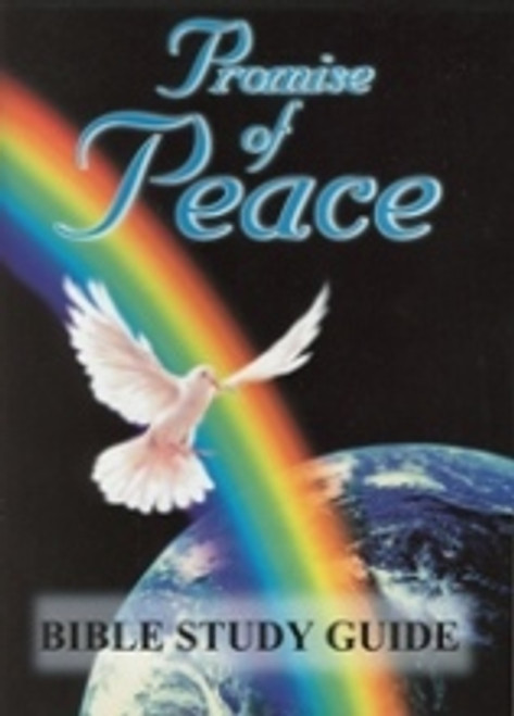 Promise Of Peace Bible Study Guide