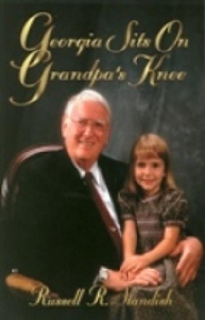 Georgia Sits On Grandpa's Knee