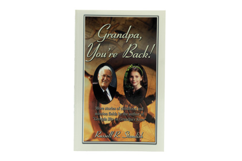 Grandpa, You're Back! by Standish