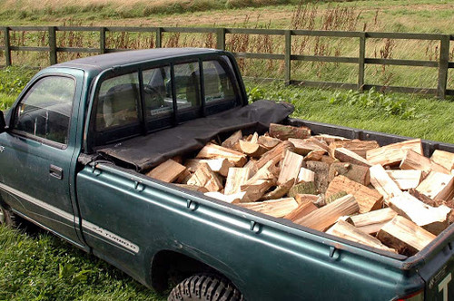 6' or 8' pick up truck loads, loose tossed, 6 - $80  8' - $100