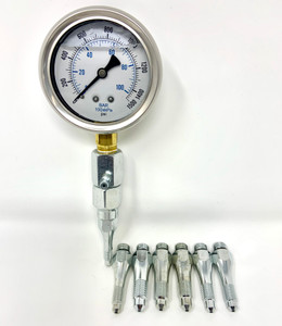 LRP 360 Brake Pressure Gauge Kit
