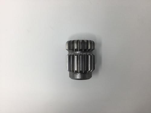Auto hub steel spline