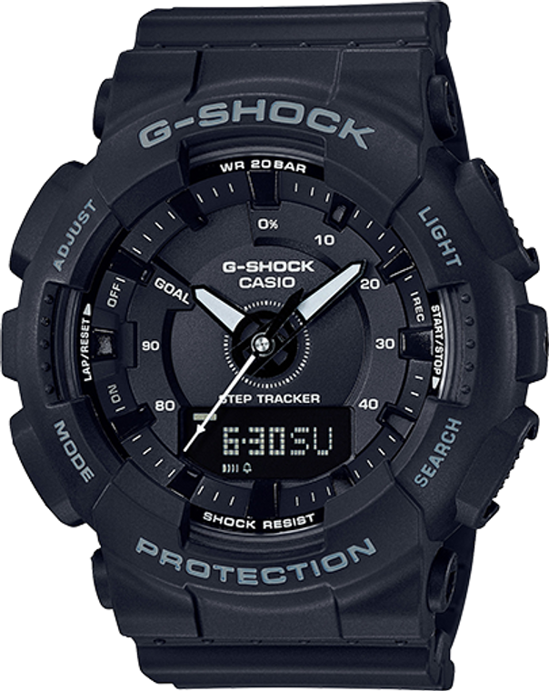 Casio Men's G Shock S Series GMAS130-1A