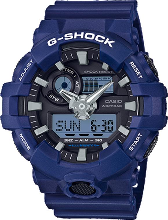 Casio G Shock Mens Watch GA-700-2ACR