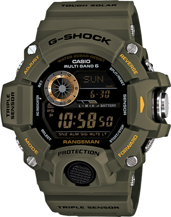 Casio Men's G Shock G-Steel GW9400-3