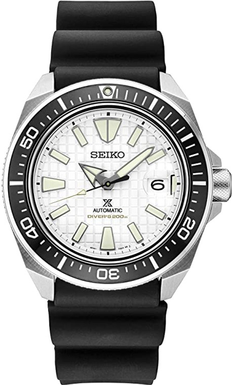 Seiko SRPE37 Prospex Men's Watch Black 44mm Stainless Steel | Shin Brothers*
