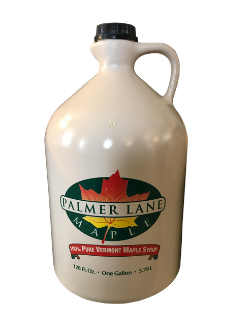 Gallon Vermont Maple Syrup in Plastic Jug