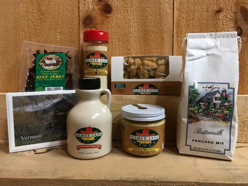 Hearty Vermonter Gift Set