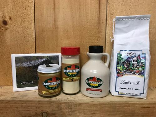 The big Vermont breakfast box