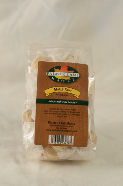 Maple Salt Water Taffy