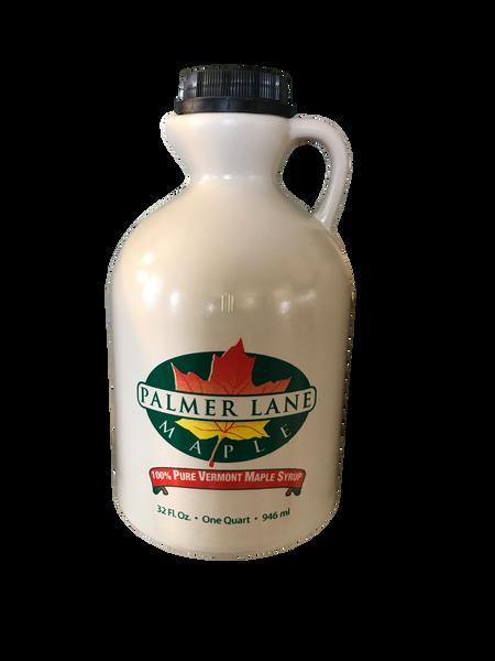 Quart Vermont Maple Syrup in Plastic Jug