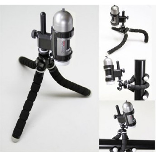 MS10B Articulating three-arm stand