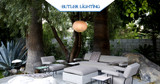 Creating The Perfect Outdoor Lighting For Entertainment