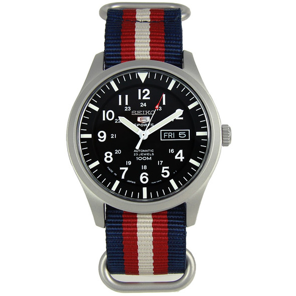 Seiko 5 Military watch SNZG15J1