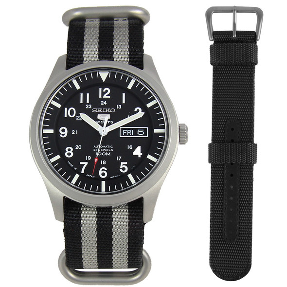 Seiko 5 Mens Watch SNZG15J