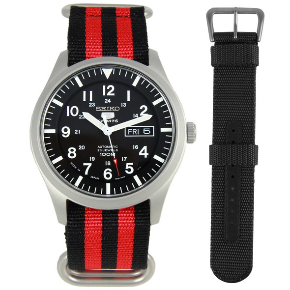 SNZG15J1 Seiko 5 Sports Automatic Mens Watch