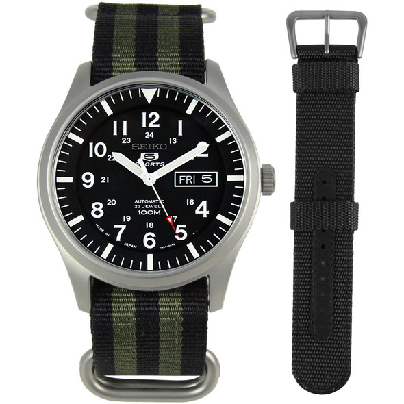 Seiko 5 Sports Watch SNZG15J1 SNZG15J SNZG15
