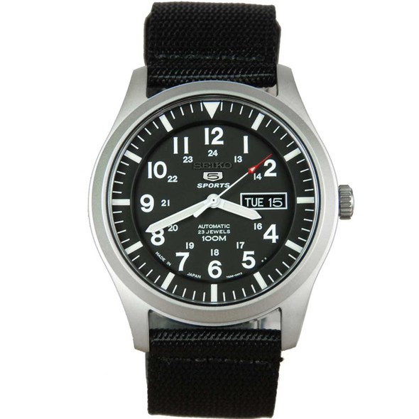 Seiko 5 Sports Watch SNZG15J1
