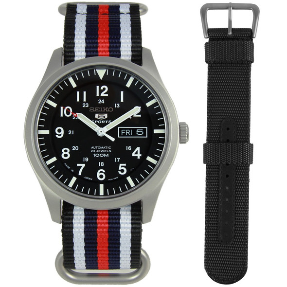 SNZG15J1 Seiko 5 Sports Automatic Watch