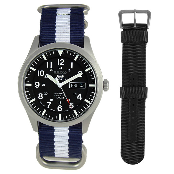 SNZG15J1 Seiko 5 Sports Analog Watch