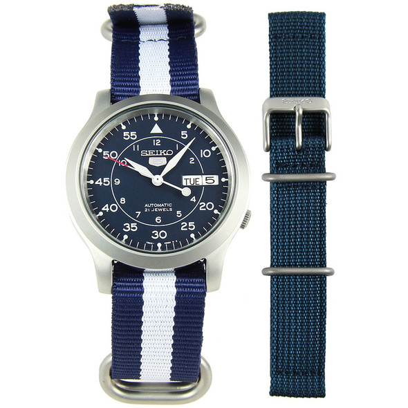 Seiko 5 Male Watch SNK807K
