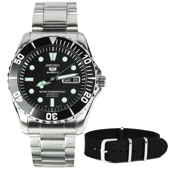 Seiko 5 Sports Watch SNZF17