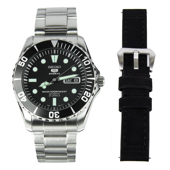 Seiko 5 Sports SNZF17K Watch