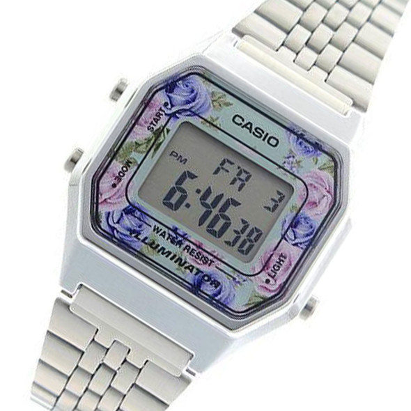 Casio Digital Watch LA680WA-2C