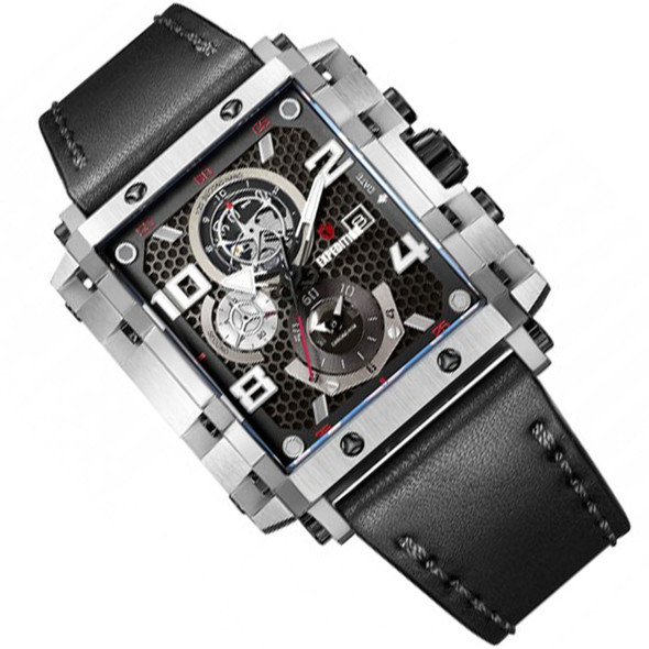 Alexandre Christie Watch E6757MCLTBBA