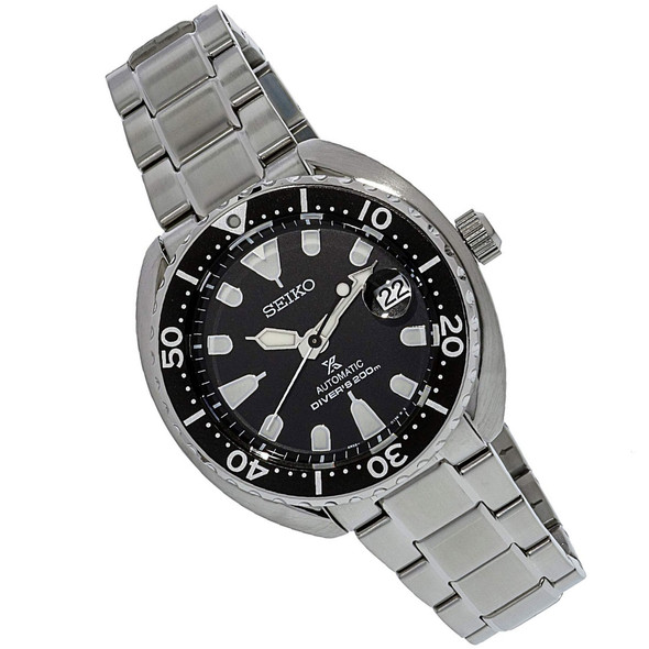 Seiko Mini Turtle Watch SRPC35K